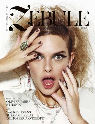 24d7c64a33f9a ZEBULE N°4 by Zebule Magazine - issuu