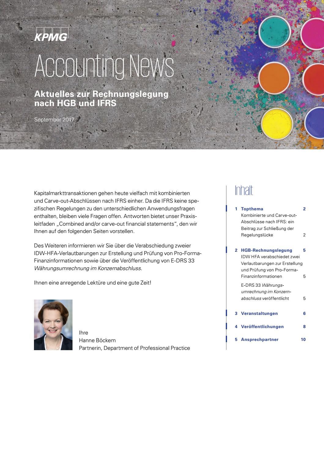 Accounting News September 2017 by KPMG.DE - issuu