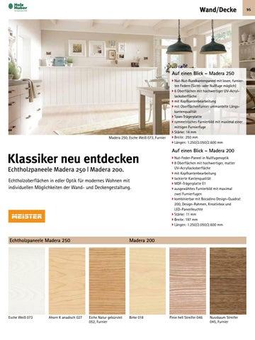 Holz Huber | Ideen für Haus & Garten by Kaiser Design - issuu