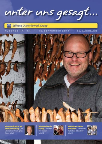 Diakonie Kropp Küche   Diakonie Kropp Unter Uns Gesagt Nr 154 By Wortbildton