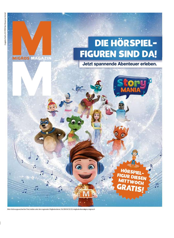 Migros magazin 38 2017 d zh by Migros-Genossenschafts-Bund - issuu