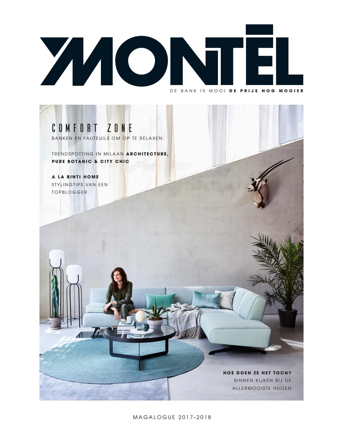 Montel Zwart Leren Bank.Montel Magalogue By The Fabric Of Home Issuu