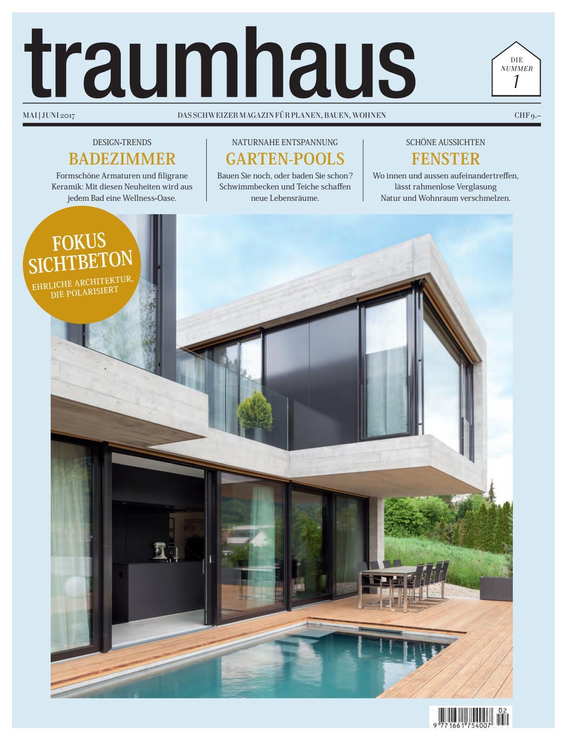 loft wohnung buhne gestalterische kreativitat, traumhaus 02 2017 by bl verlag ag - issuu, Design ideen