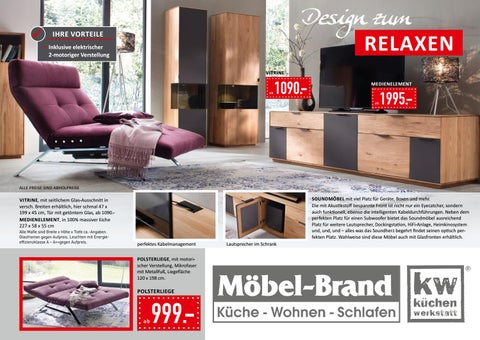 Möbel Brand Meppen möbel brand design zum relaxen by neue osnabruecker zeitung issuu