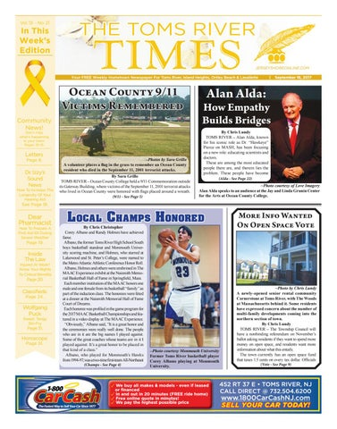 b57d319b4 2017-09-16 - The Toms River Times by Micromedia Publications Jersey ...