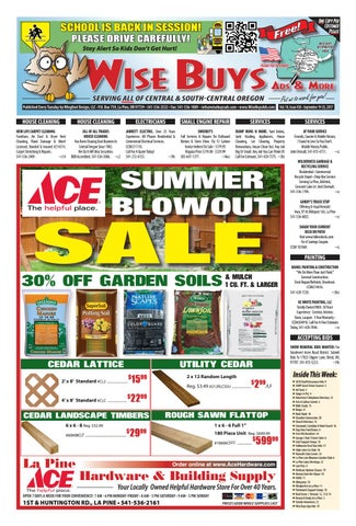 Wise Buys 09-19-17 by Wise Buys Ads & More - issuu