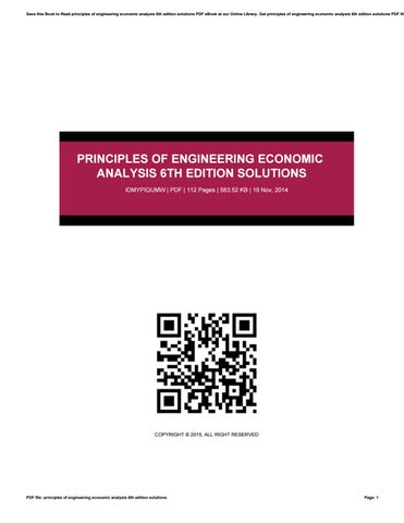 Physics for scientists and engineers 9th solution manual pdf by principles of engineering economic analysis 6th edition solutions fandeluxe Gallery