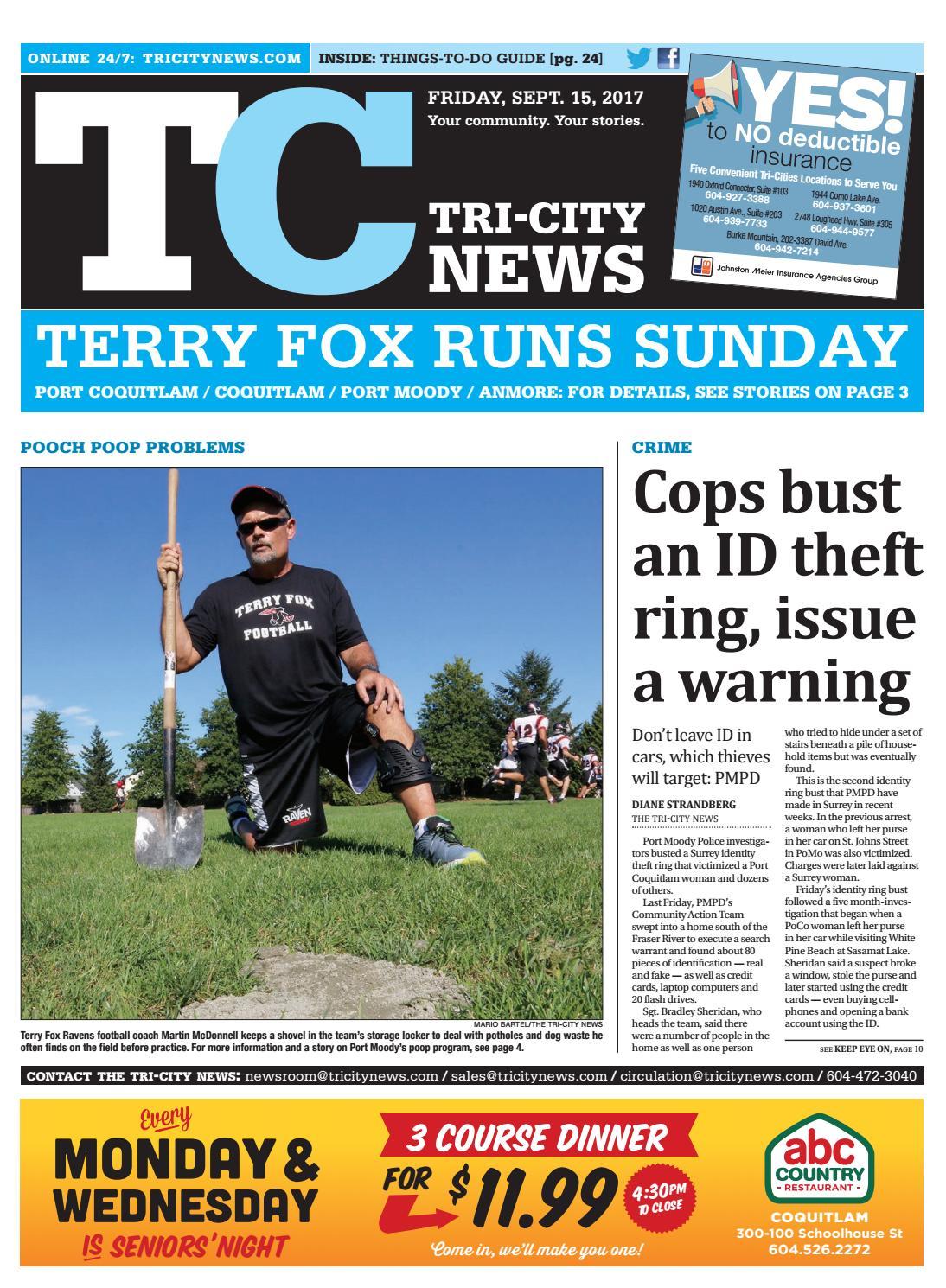 Tri-City News September 15 2017 by Tri-City News - issuu