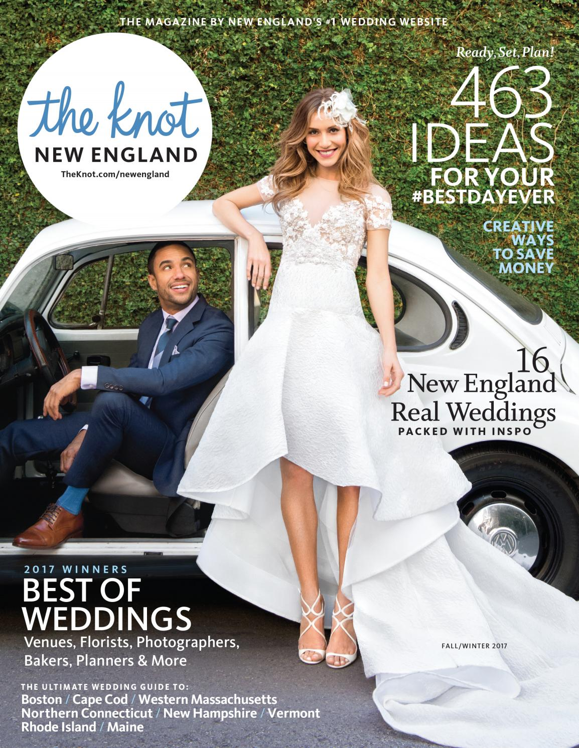 f6b8680d820 The Knot New England Fall Winter 2017 by The Knot New England - issuu