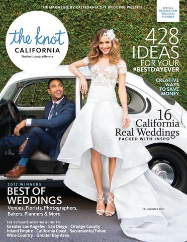 The knot california fallwinter 2017 by the knot california issuu page 1 fandeluxe Choice Image