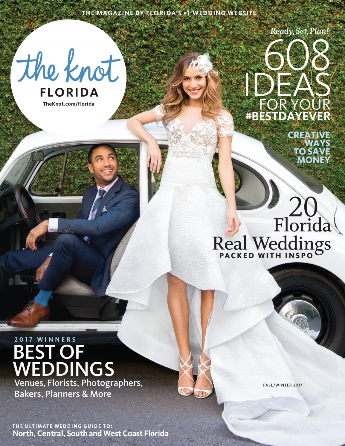 61dc6e74d7dd The Knot Florida Fall Winter 2017 by The Knot Florida - issuu