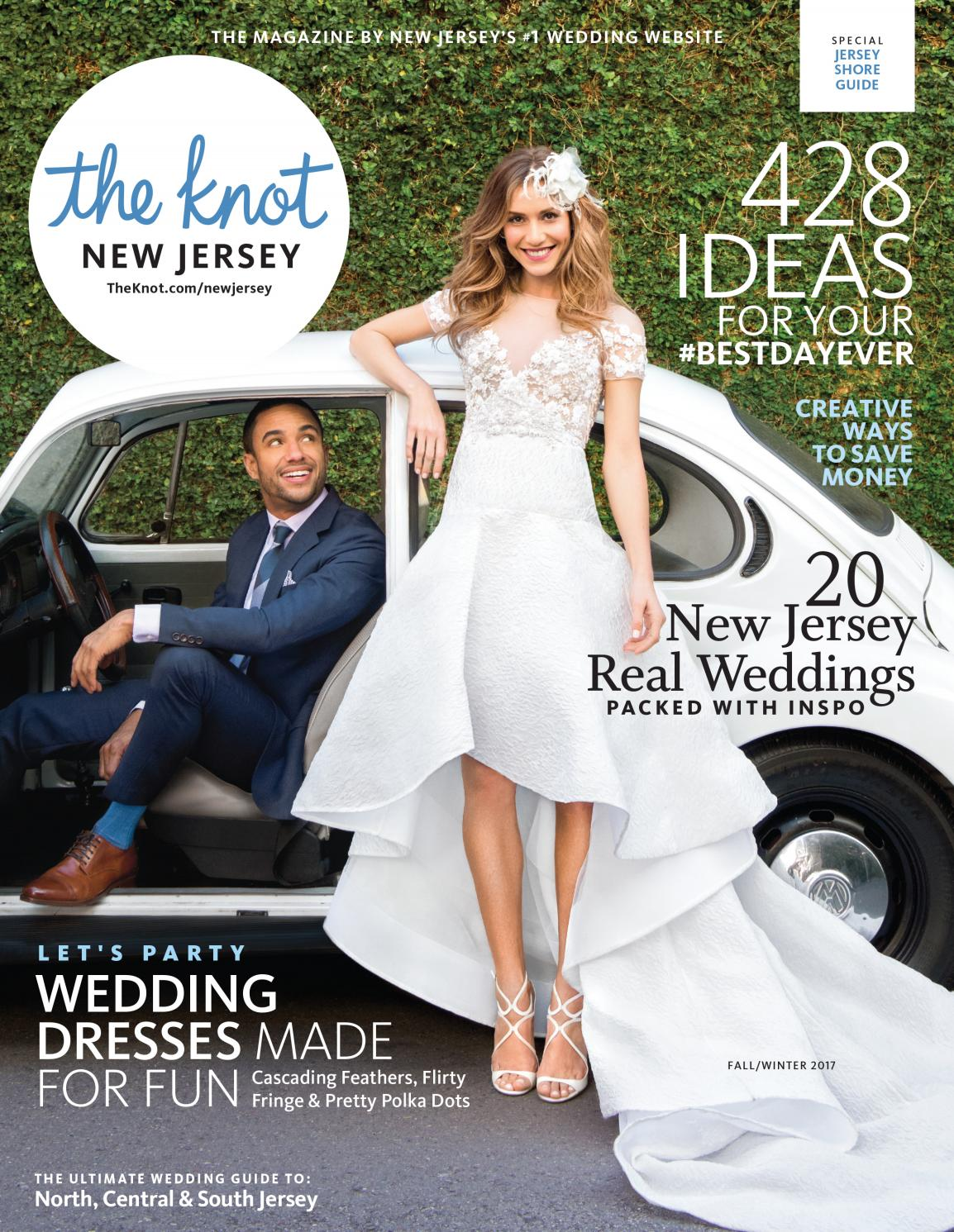 The Knot New Jersey Fall Winter 2017 By The Knot New Jersey Issuu