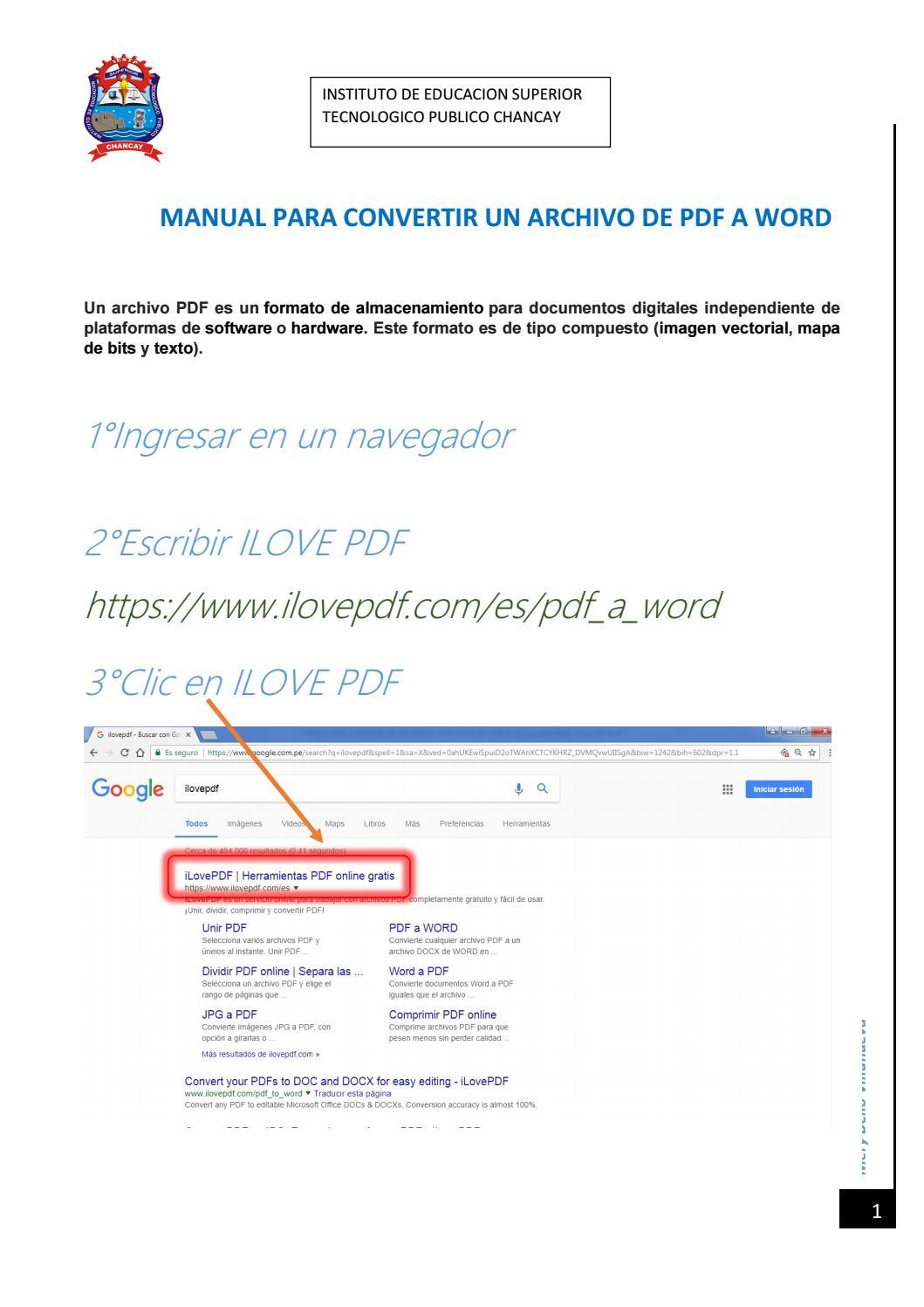 unir pdf online