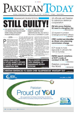 E paper pdf 16th september (khi) by Pakistan Today - issuu