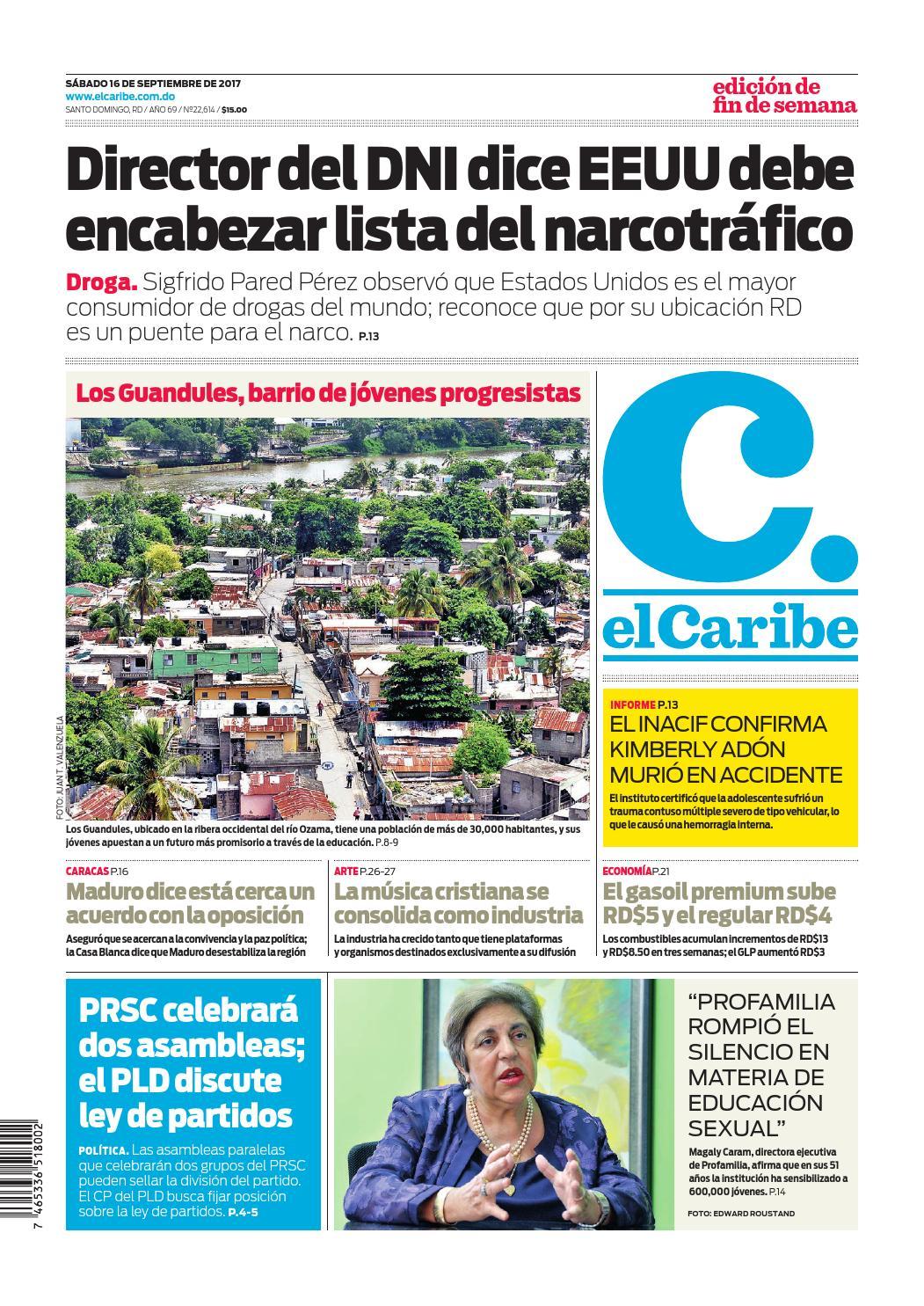 393505a2c elCaribe by Multimedios del Caribe - issuu