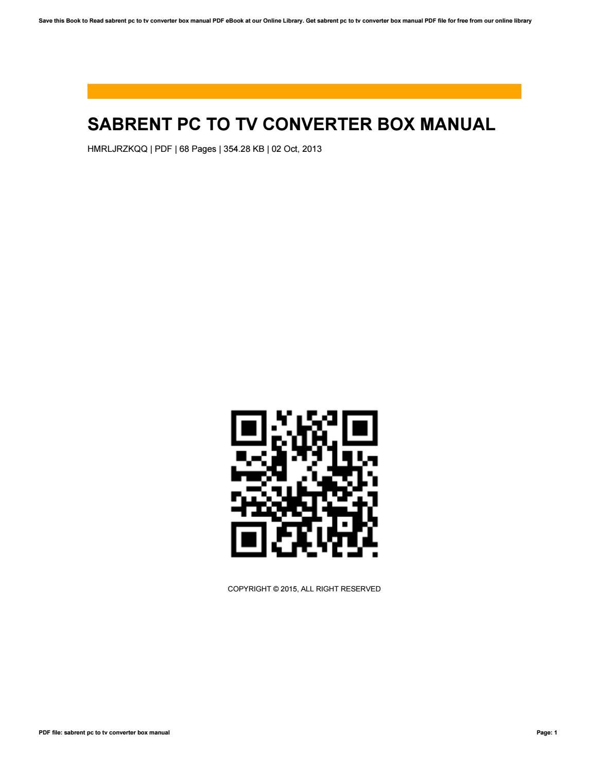 Downloads   sabrent.