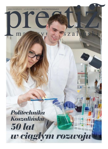 2ed7f4704f09f Prestiż Magazyn Koszaliński wydanie (06/84) Wrzesień 2017 by Prestiż ...