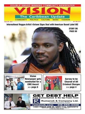 Vision Newspaper Issue 08