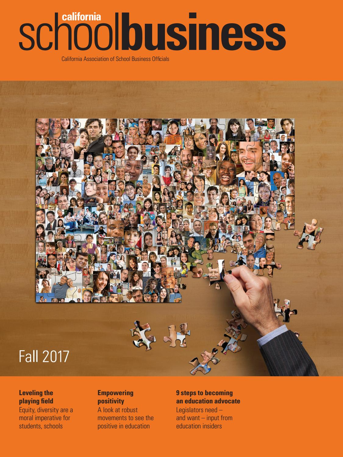 CASBO School Business Fall 2017 by Association Outsource