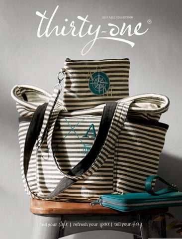 c35789db3712 Fall17 catalog us by Erin Janssen; Thirty-One Consultant - issuu