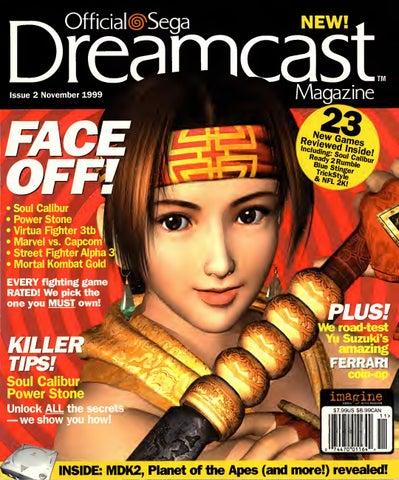 Official sega dreamcast 2 nov 1999 by Willzera - issuu