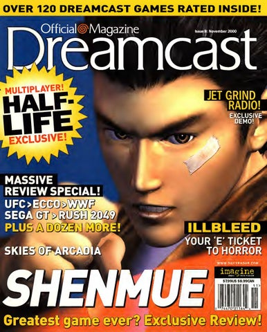 Official sega dreamcast 8 nov 2000 by Willzera - issuu