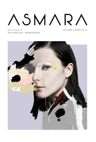 435c1d5c3d5f Asmara  The Forecast - Womenswear A W 2018-19