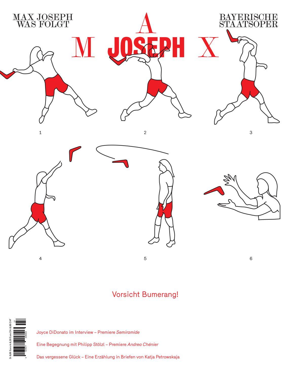 MAX JOSEPH #2 Vorsicht Bumerang! by Bayerische Staatsoper - issuu