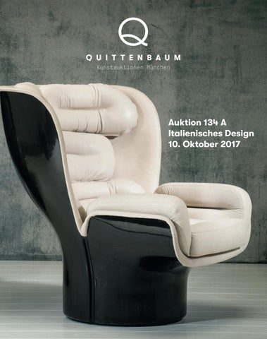 Auction 134 A | Italian Design | Quittenbaum Art Auctions