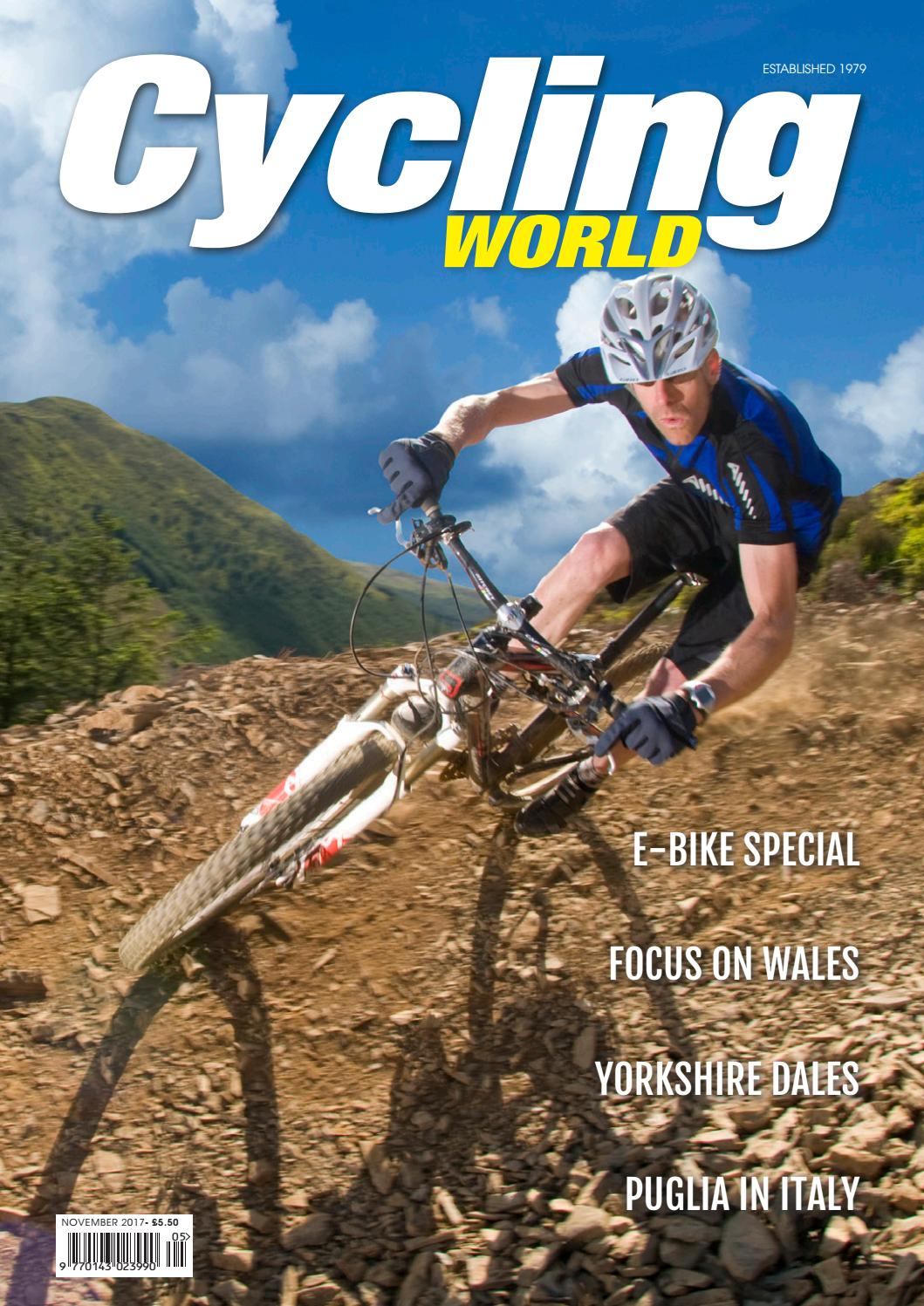 Cycling World November 2017 by Cycling World issuu
