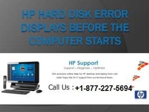 How To Fix Hard Disk Error 301 — TTCT