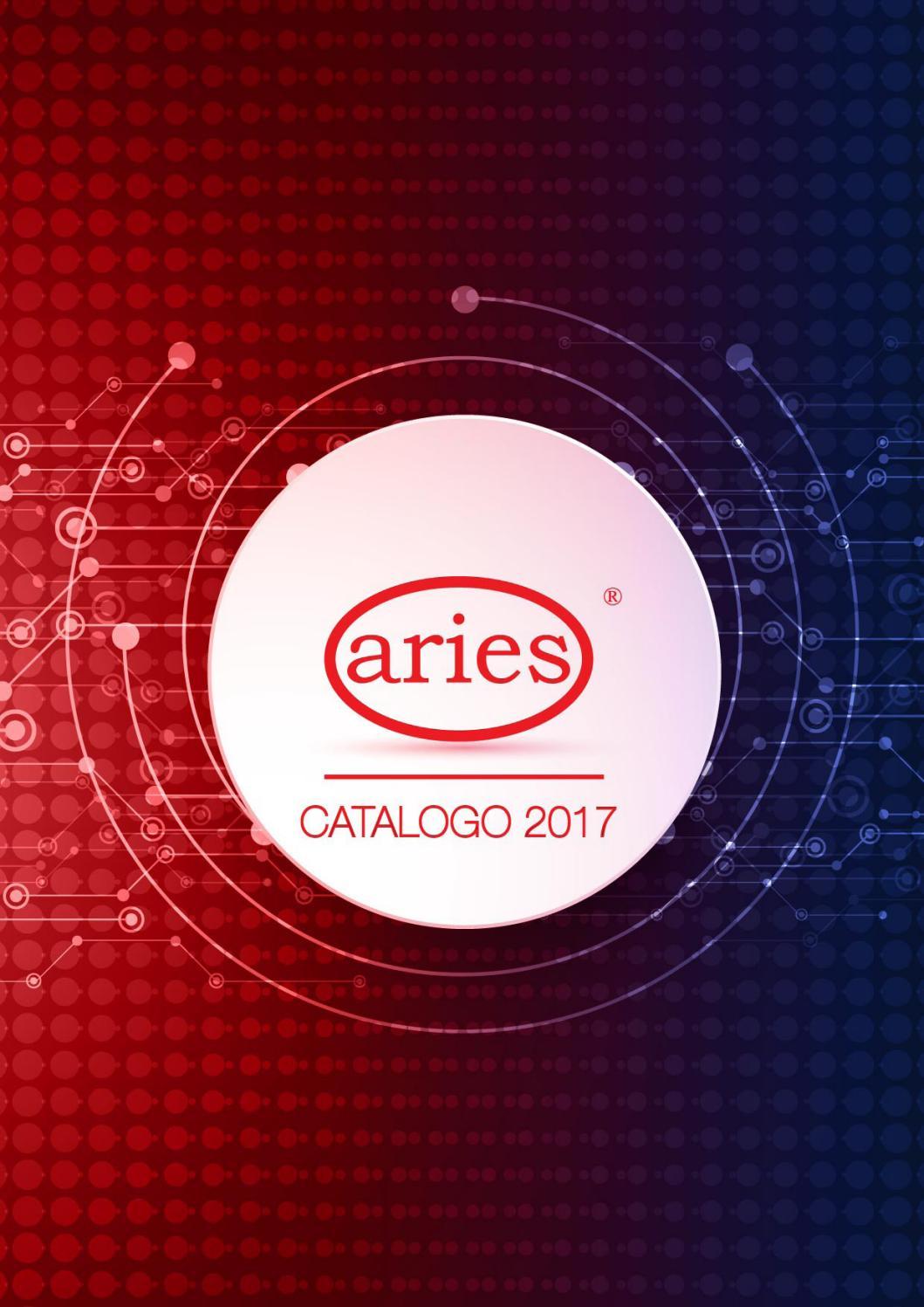 Catálogo Aries 2017 by Industrias Sur - issuu eb38d79f98d