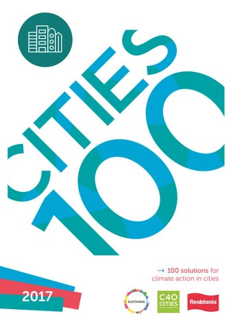 Cities100 2017 by Realdania dk - issuu
