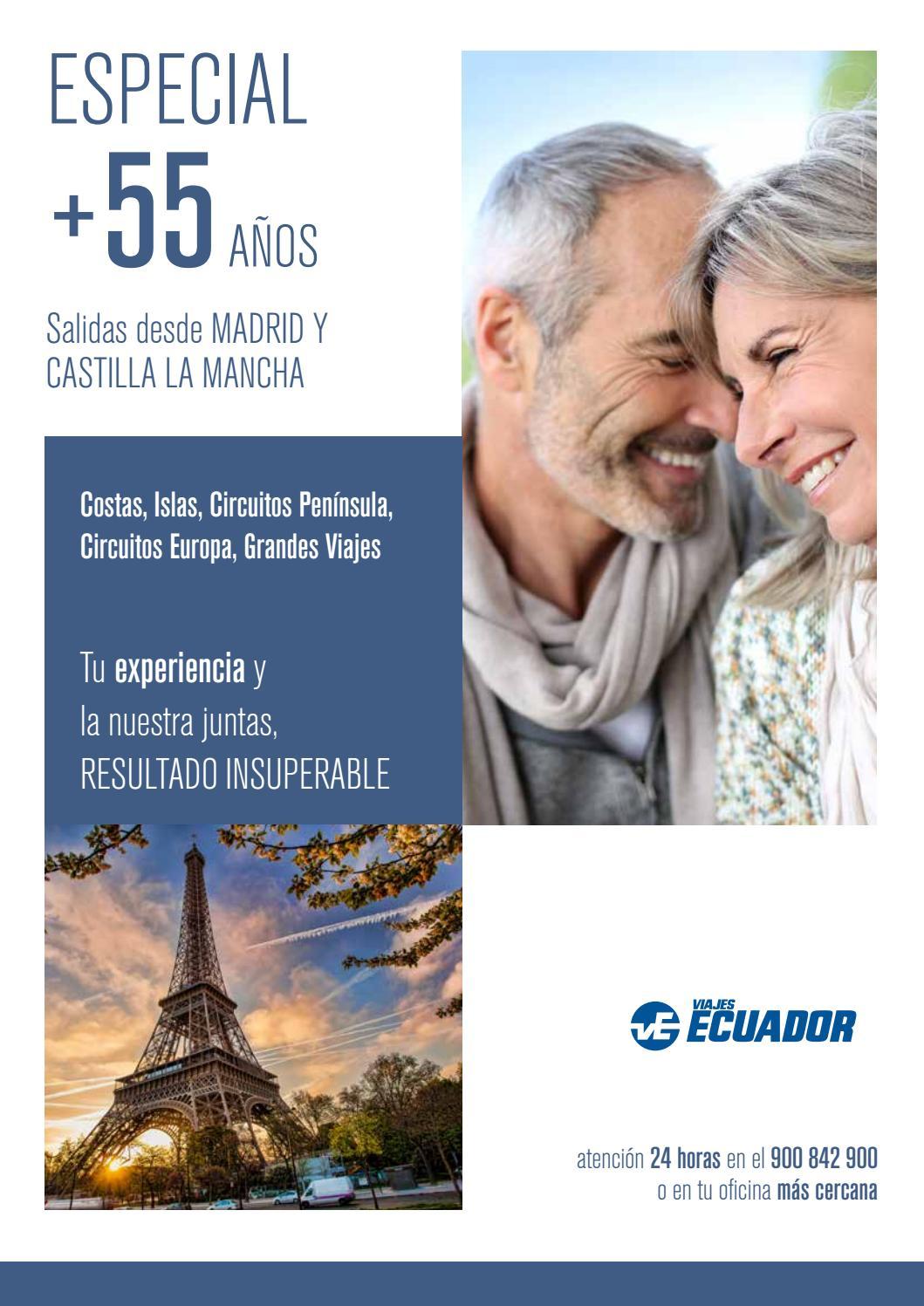 Halcon viajes viajes ecuador cat logo senior 2017 2018 by indesigners issuu - Oficinas viajes halcon ...