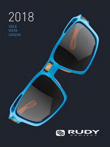 53c500769a2 2018 Eyewear   Helmets Catalogue (Italia) by Rudy Project - issuu