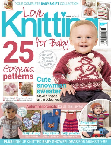 79a447c1851a Love Knitting for Baby Winter 2017 by Immediate Media Co magazines ...