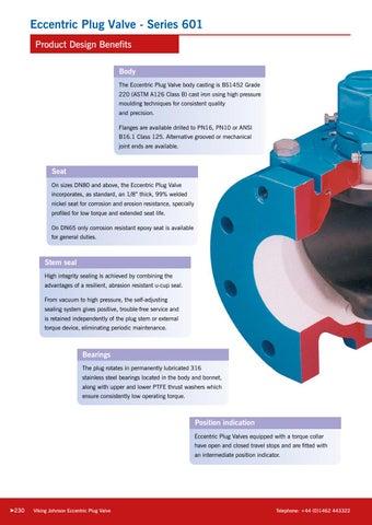 Viking Johnson Product Directory - Issue 4 by Crane BS&U - issuu