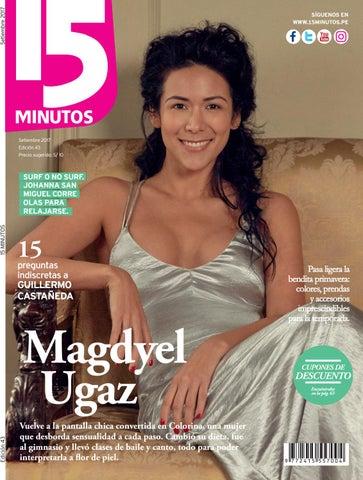 2d9460293 Revista 15 MINUTOS SETIEMBRE by Revista 15 MINUTOS Perú - issuu