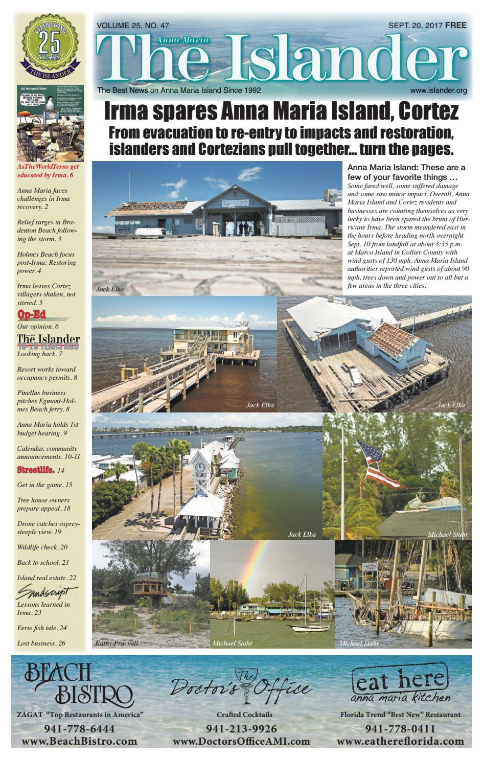 The Islander Newspaper E-Edition: Wednesday, September 20