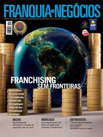 Revista Franquia   Negócios ABF nº 51 by Editora Lamonica Conectada ... cad1efa6a9