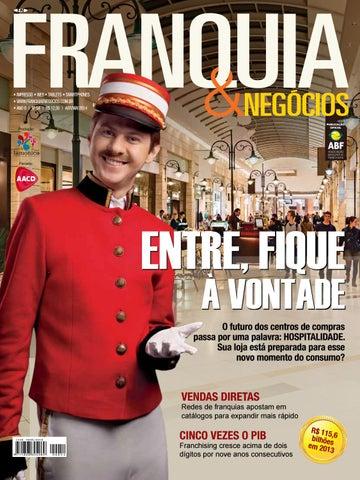 Revista Franquia   Negócios ABF nº 54 by Editora Lamonica Conectada ... dc44805c2d8