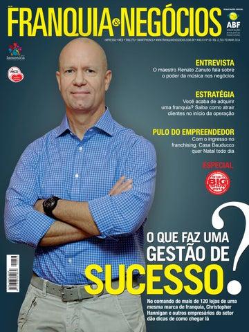 69cec96f25 Revista Franquia   Negócios ABF nº 53 by Editora Lamonica Conectada ...