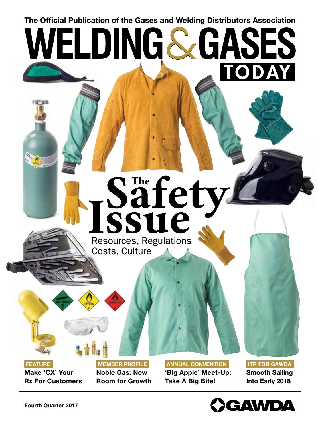 Welding & Gases Today - Q4 2017 by Welding & Gases Today - issuu