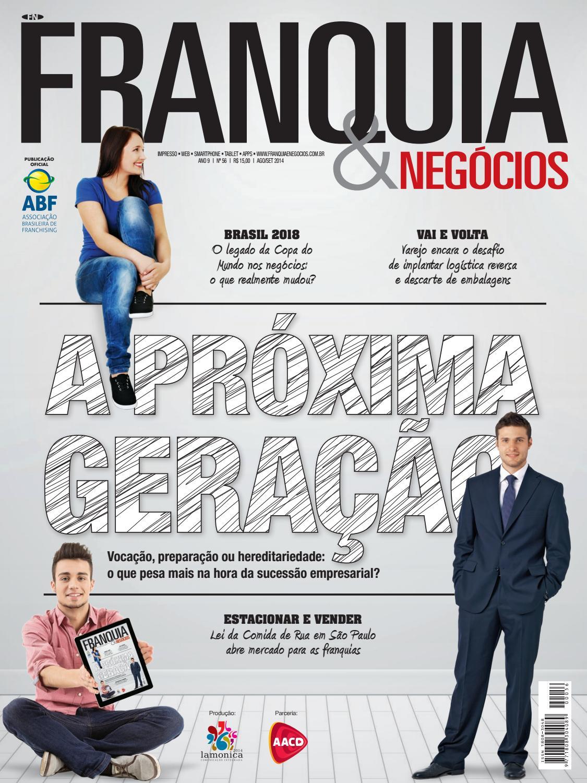 9f2703caef386 Revista Franquia   Negócios ABF nº 56 by Editora Lamonica Conectada - issuu