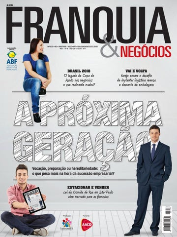 Revista Franquia   Negócios ABF nº 56 by Editora Lamonica Conectada ... bbd8a56065