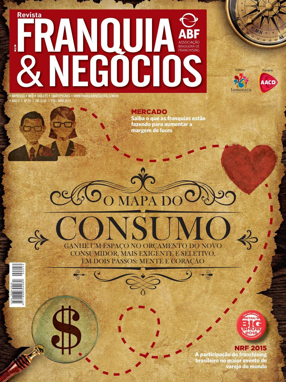 Revista Franquia   Negócios ABF nº 59 by Editora Lamonica Conectada - issuu 340a5fc426