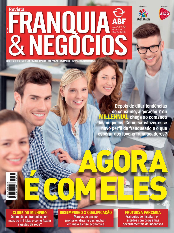 Revista Franquia   Negócios ABF nº 66 by Editora Lamonica Conectada - issuu 0e4d3ff90d
