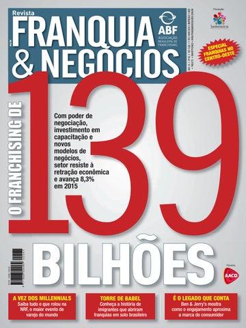 1a760f210d03c Revista Franquia   Negócios ABF nº 65 by Editora Lamonica Conectada ...