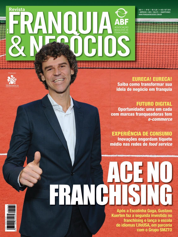 Revista Franquia   Negócios ABF nº 68 by Editora Lamonica Conectada - issuu 7a37ade709