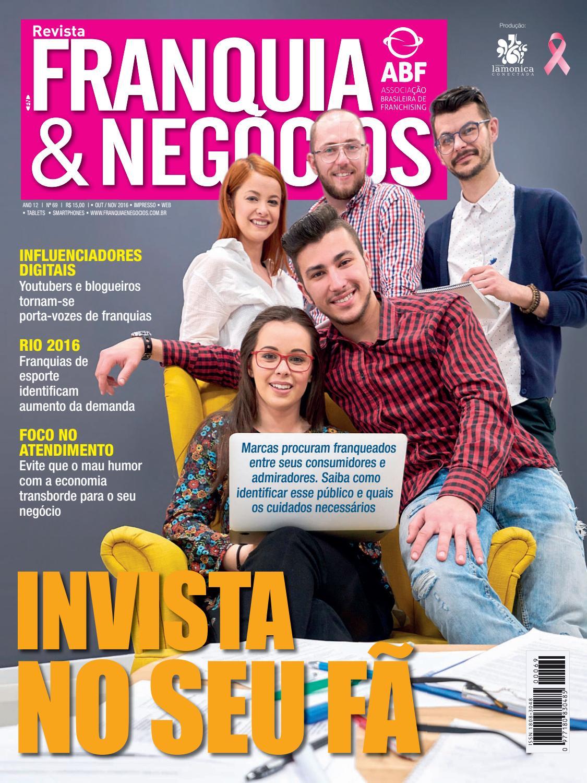 ab1b8b3a9 Revista Franquia & Negócios ABF nº 69 by Editora Lamonica Conectada - issuu